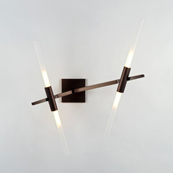 Agnes Sconce - 4 Lights (Bronze) | Lámparas de pared | Roll & Hill
