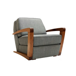Kustom Armchair II | Lounge chairs | Bark