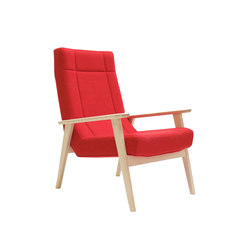 Lomo One Seater | Fauteuils d'attente | Bark