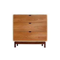 Lomo Chest Of Drawers | Cassettiere | Bark