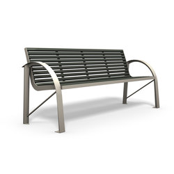 Comfony 120 bench | Bancs publics | BENKERT-BAENKE