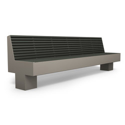 Comfony 800 bench 2990 | Panche | BENKERT-BAENKE