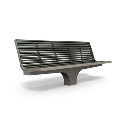 Comfony S20 bench without armrests