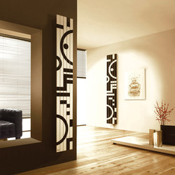 Rosy Graphic Totem vertical | Radiators | Cordivari