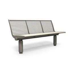 Siardo 400R bench without armrests