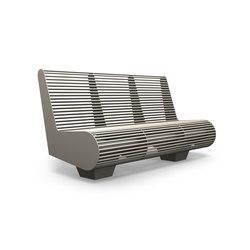 Siardo 500R bench | Panche | BENKERT-BAENKE