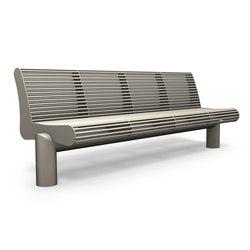 Siardo 600R bench 2555 | Panche | BENKERT-BAENKE