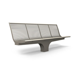 Siardo S20R bench without armrests