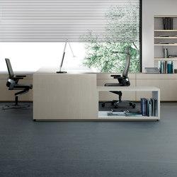 Katamaran Management K2 | Executive desks | Famo