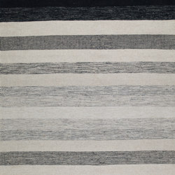 Tofta wave white black | Rugs / Designer rugs | Kateha