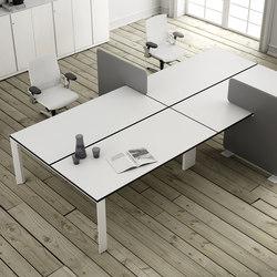 UM Operative | Cloisons pour table | Famo