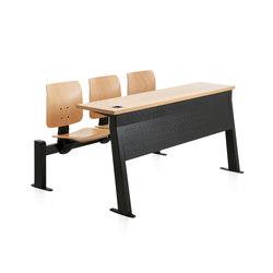 Connexion | Hörsaal-Sitzsysteme | Emmegi
