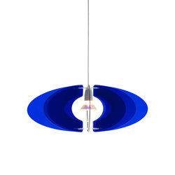Blossom Pendant 65 Cobalt blue 023 | General lighting | Bsweden