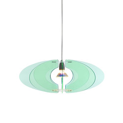 Blossom Pendant 65 Turquiose 028 | General lighting | Bsweden
