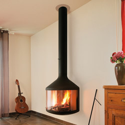 Hubfocus | Gas burning stoves | Focus