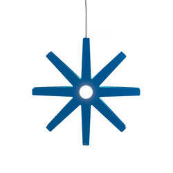 Fling 78 pendant large blue | Iluminación general | Bsweden