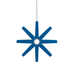 Fling 50 pendant medium blue | General lighting | Bsweden
