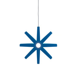 Fling 33 pendant small blue | Iluminación general | Bsweden