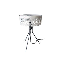 Gladys Table lamp white | General lighting | Bsweden