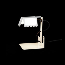 Lucy Table lamp White | Illuminazione generale | Bsweden