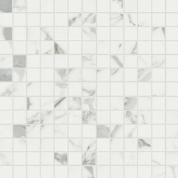 Anima Decori Composizione F | Statuario Venato | Piastrelle/mattonelle per pavimenti | Caesar