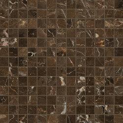 Anima Dekore Composizione F | Dark Emperador | Floor tiles | Caesar