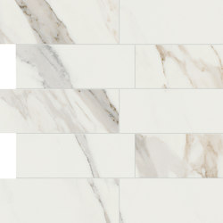 Anima Decori Composizione L | Calacatta Oro | Piastrelle/mattonelle per pavimenti | Caesar