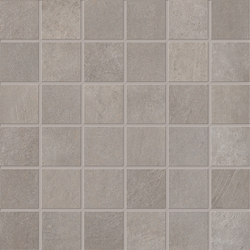Carnaby grey mosaic | Ceramic mosaics | Ceramiche Supergres