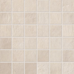 Carnaby ivory Mosaico | Mosaici | Ceramiche Supergres