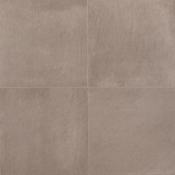 Carnaby tan 60x60 | Ceramic panels | Ceramiche Supergres