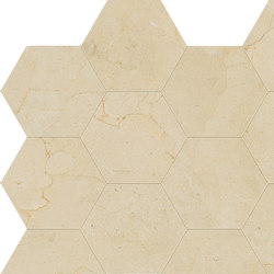 Anima Decors Esagono | Marfil | Floor tiles | Caesar