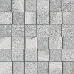 Lake pearl mosaic 3D | Ceramic mosaics | Ceramiche Supergres