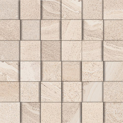 Lake ivory Mosaico 3D | Mosaici | Ceramiche Supergres