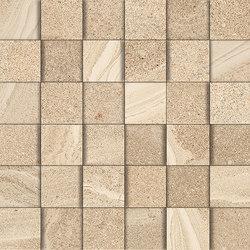 Lake sand mosaic 3D | Ceramic mosaics | Ceramiche Supergres