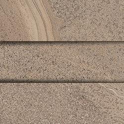 Lake tan muretto 3D | Wall tiles | Ceramiche Supergres