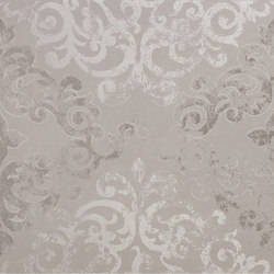 Visual grey campitura damask | Lastre | Ceramiche Supergres