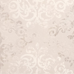 Visual ivory campitura damask | Slabs | Ceramiche Supergres