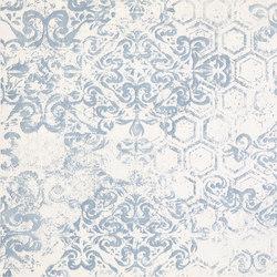Visual pearl campitura draw blue | Platten | Ceramiche Supergres