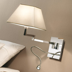 Carlota double wall light | Wall lights | BOVER