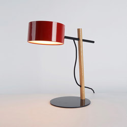 Excel desk lamp red | General lighting | Roll & Hill