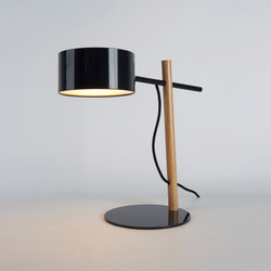 Excel desk lamp black | Illuminazione generale | Roll & Hill