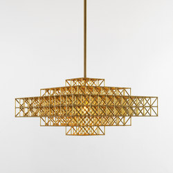 Gridlock pendant 1912 | General lighting | Roll & Hill