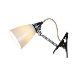 Hector Small Dome Clip Light, Natural | Lampade a pinza | Original BTC