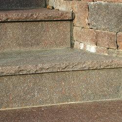 Pedate | Stair coverings | Odorizzi Soluzioni