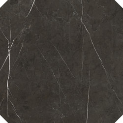 Anima Decors Ottagono | Graphite | Floor tiles | Caesar