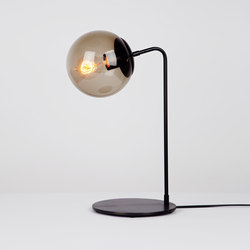 Modo desk lamp black smoke | Iluminación general | Roll & Hill