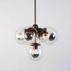 Modo pendant bronze clear | Lampade sospensione | Roll & Hill