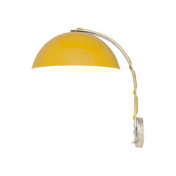 London Wall Light, Yellow | General lighting | Original BTC Limited