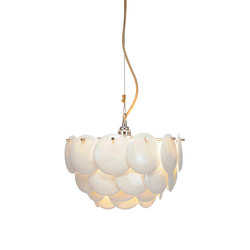 Pembridge Size 1 Pendant Light, Natural | General lighting | Original BTC Limited