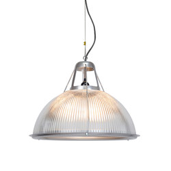 Phane Large Prismatic Glass Pendant Light | Éclairage général | Original BTC Limited